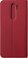 Чехол-книжка Volare Rosso Book для Redmi Note 8 Pro (красный) -