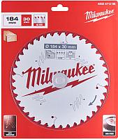 Пильный диск Milwaukee 4932471298 -