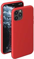 Чехол-накладка Deppa Gel Color Case Basic для iPhone 11 Pro / 87227 (красный) -