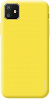 Чехол-накладка Deppa Gel Color Case для iPhone 11 / 87245 (желтый) -