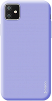 Чехол-накладка Deppa Gel Color Case для iPhone 11 / 87244 (лавандовый) -