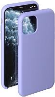 Чехол-накладка Deppa Liquid Silicone Case для iPhone 11 Pro / 87292 (лавандовый) -