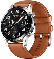 Умные часы Huawei Watch GT 2 LTN-B19 46mm (коричневый) -