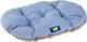 Лежанка для животных Ferplast Relax 89/10 / 82089095 (голубой/серый) -