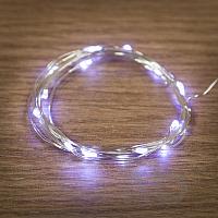 Светодиодная гирлянда Neon-Night Роса 303-005 (белый) -