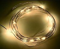 Светодиодная гирлянда Neon-Night Роса 303-006 (теплый белый) -