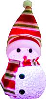 Световая фигурка Neon-Night Снеговик 513-019 -
