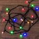 Светодиодная гирлянда Neon-Night Цветные Шарики 303-060 -