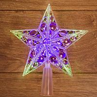 Верхушка для елки Neon-Night Звезда 501-002 -
