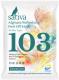 Маска для лица альгинатная Sativa Освежающая №103 -