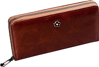 Портмоне Cedar 4U Cavaldi PX25-2-MT (коричневый) -