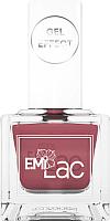 Лак для ногтей E.Mi Ультрастойкий лак Gel Effect Махаон №015 (9мл) -