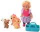Кукла с аксессуарами Qunxing Toys Подружка с питомцами / K899-32 -