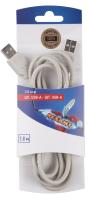 Кабель/переходник Rexant Штекер USB-А - штекер USB-A / 06-3152 (1.8м) -