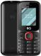 Мобильный телефон BQ Step+ BQ-1848 (черный/красный) -
