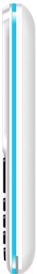Мобильный телефон BQ Step+ BQ-1848 (белый/синий)