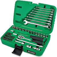 Универсальный набор инструментов Toptul GCAI4902 -