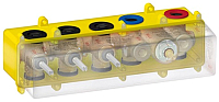 Встроенный механизм смесителя Cristina Thermo Up LISCS81300 -