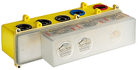 Встроенный механизм смесителя Cristina Thermo Up LISCS81200 -