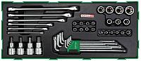 Универсальный набор инструментов Toptul HGTB4006 -