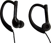 Наушники-гарнитура Platinet Sport PM1072B Bluetooth (черный) -