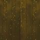 Светодиодная гирлянда Neon-Night Дождь 235-141 (желтый) -
