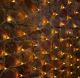 Светодиодная сеть Neon-Night 215-041 (желтый) -