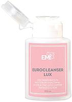Средство для обезжиривания и снятия липкого слоя E.Mi Eurocleanser в помпе (200мл) -