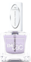 Лак для укрепления ногтей E.Mi Nail Strengthener Natural Force (9мл) -