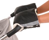 Муфта для коляски Bambola 055BL (черный) -