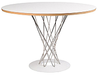 Обеденный стол Грифонсервис Loft Изи Лайт СМ16 (светлый/тик) -