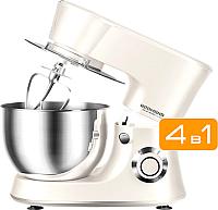 Кухонный комбайн Redmond RKM-4040 (бежевый) -