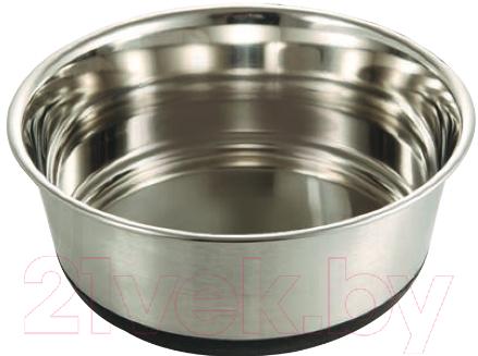 Купить Миска для животных Triol, 30261035 / 1641, Россия, нержавеющая сталь