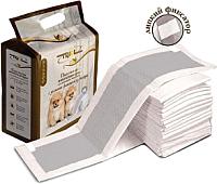 Одноразовая пеленка для животных Triol С угольным фильтром на липучках 30551008 / DP13 (12шт) -