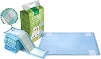 Одноразовая пеленка для животных Triol 30551006 / DP11 (12шт) -