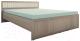 Двуспальная кровать Глазов Милана 1 160x200 (дуб отбеленный) -