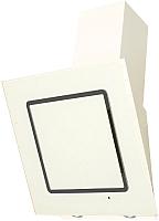 Вытяжка декоративная Elikor Оникс 60П-1000-Е4Д (бежевый) -