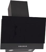 Вытяжка декоративная Elikor Рубин S4 60П-700-Э4Д (антрацит/черный) -