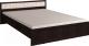Двуспальная кровать Глазов Милана 5 180x200 (венге) -