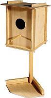 Скворечник-кормушка для птиц Дарэлл RP8519 -
