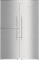 Холодильник с морозильником Liebherr SBSes 8473 -