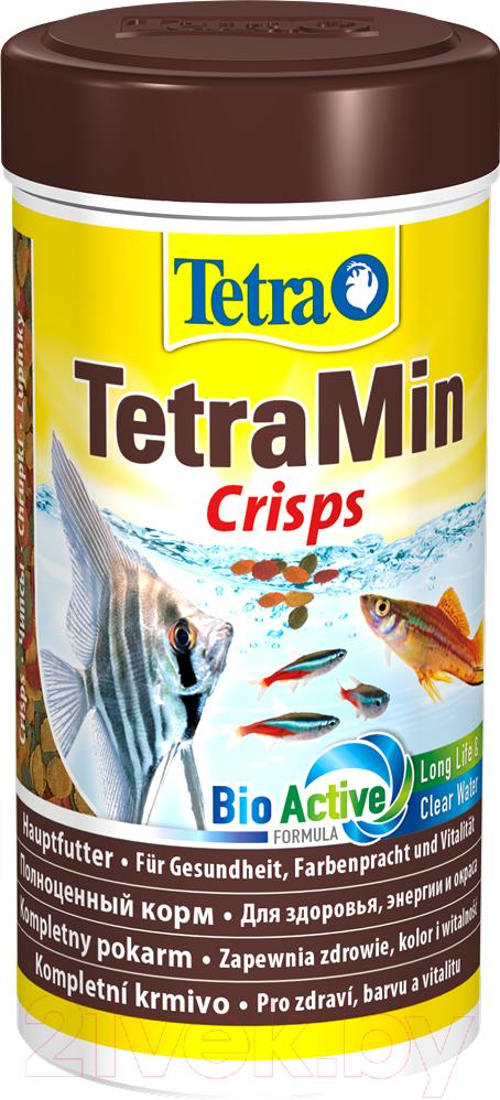 Купить Корм для рыб Tetra, Min Pro Crisps (500мл), Германия