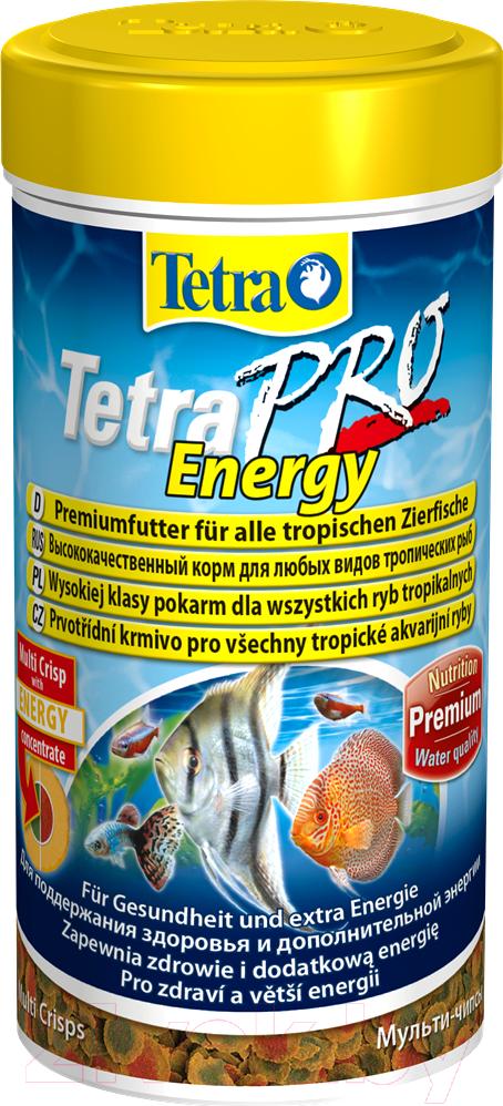 Купить Корм для рыб Tetra, Pro Energy (250мл), Германия