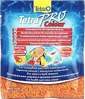Корм для рыб Tetra Pro Colour (12г) -