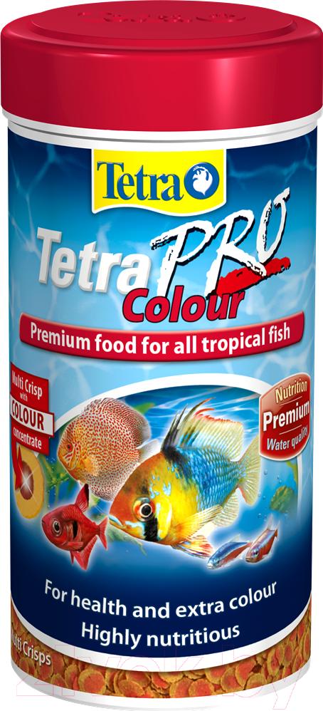 Купить Корм для рыб Tetra, Pro Colour (250мл), Германия