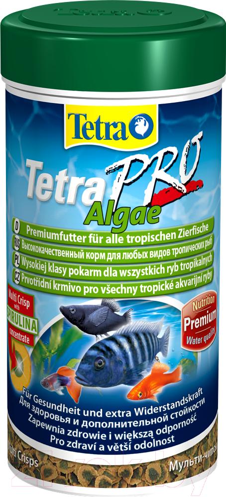 Купить Корм для рыб Tetra, Pro Algae (500мл), Германия