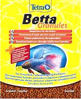 Корм для рыб Tetra Betta Granules (5г) -