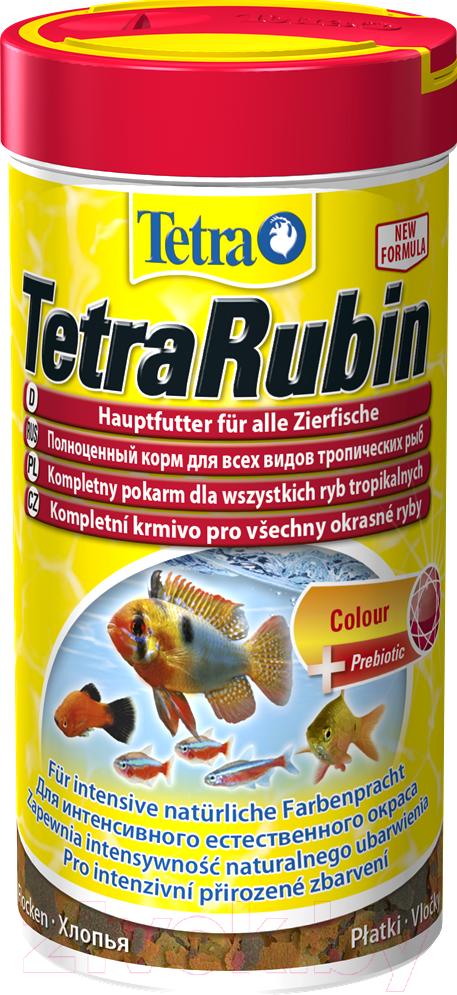 Купить Корм для рыб Tetra, Rubin (1л), Германия