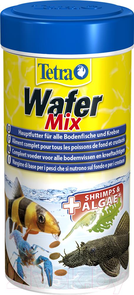 Корм для ракообразных Tetra, Wafer Mix (1л), Германия  - купить со скидкой