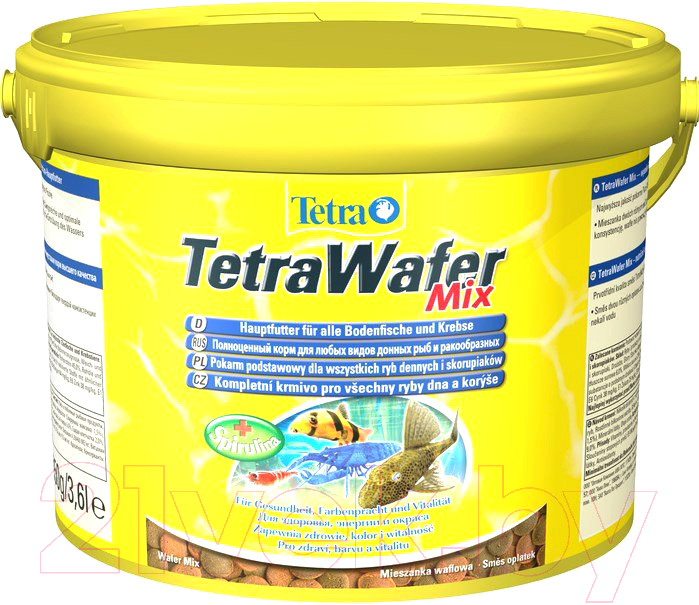 Купить Корм для ракообразных Tetra, Wafer Mix (3.6л), Германия
